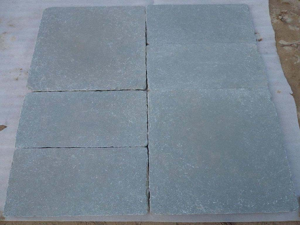 Kota Blue Limestone-Natural Calibrated Handcut Tumbled