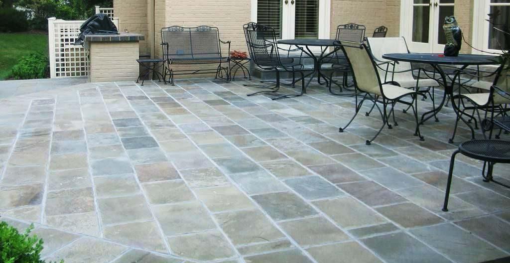 Outdoor Flooring Slate Tiles
