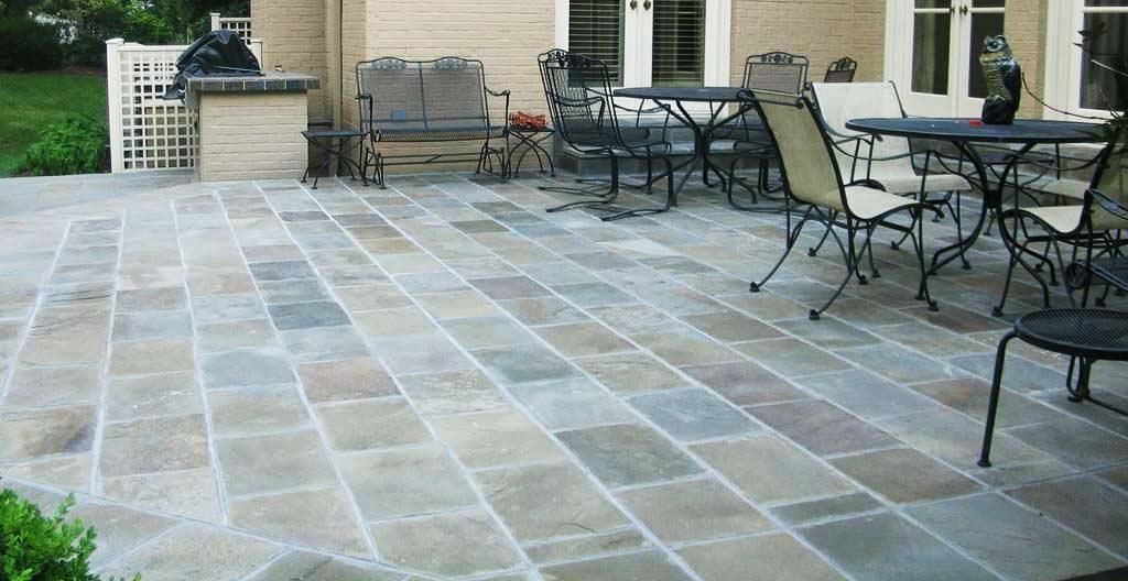 Outdoor Flooring Slate Tiles