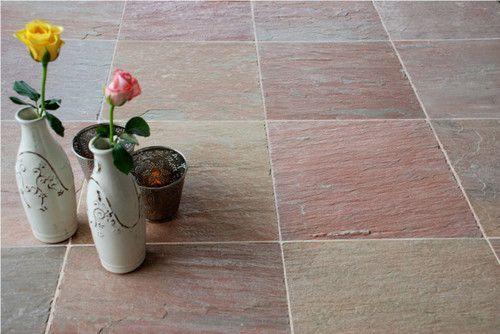 lime-pink-limestone-tiles