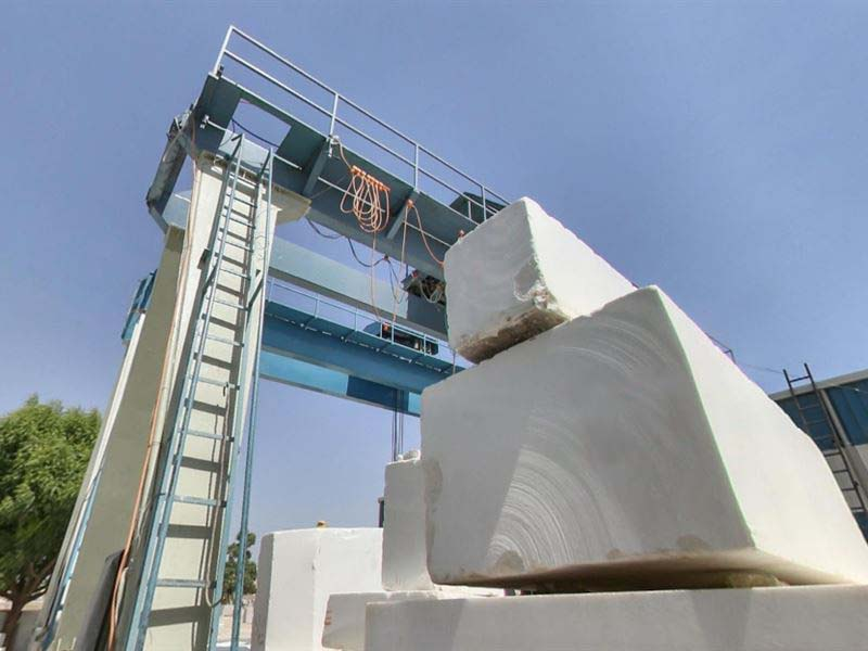 Marble Manufacture