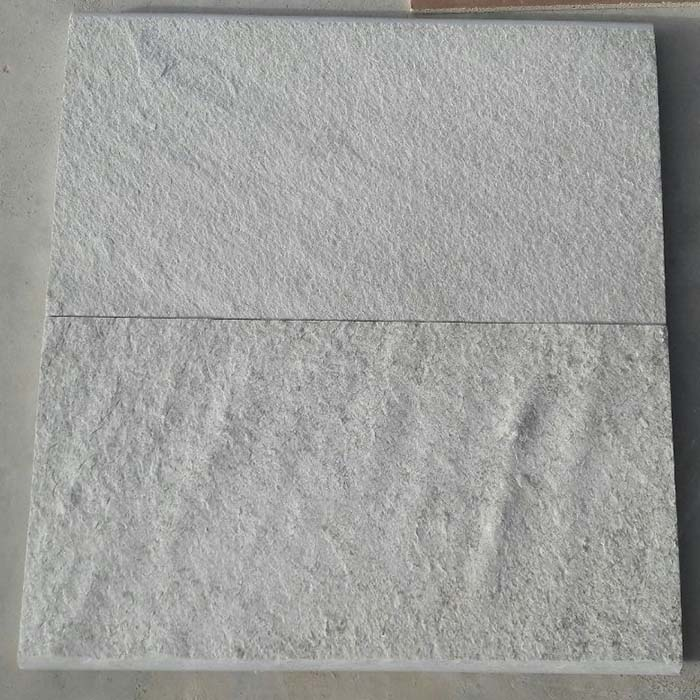 S White Quartzite Tiles