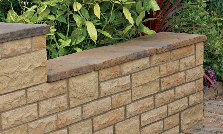 Sandstone bricks