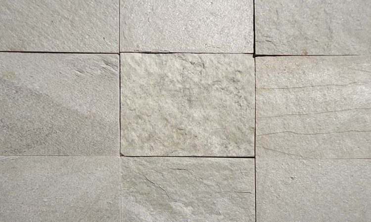 S White Quartzite Tile thumbnail