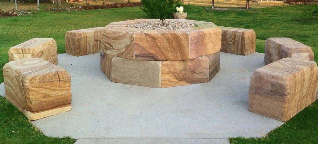 Sandstone block supplier