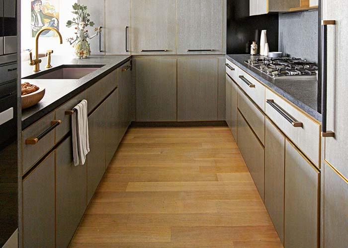 kitchen galley style