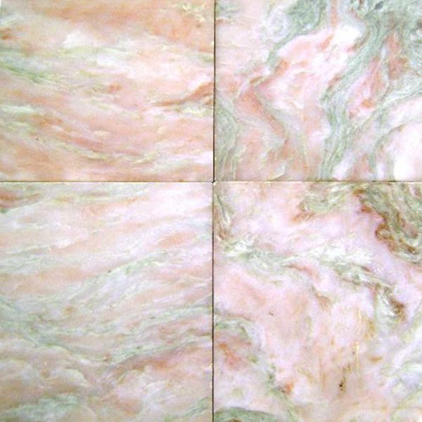 Pink onyx tile product