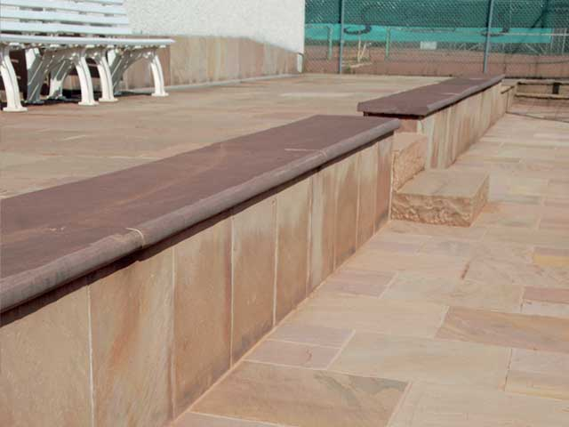 Natural Stone Projects Completed Successfully at Global Level