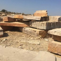 Sandstone blocks for sale