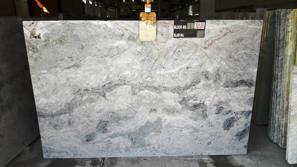 River White Marble Slab