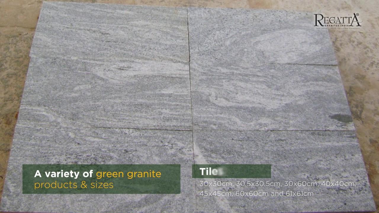 Green Granite colors