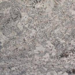 New Aspen white granite