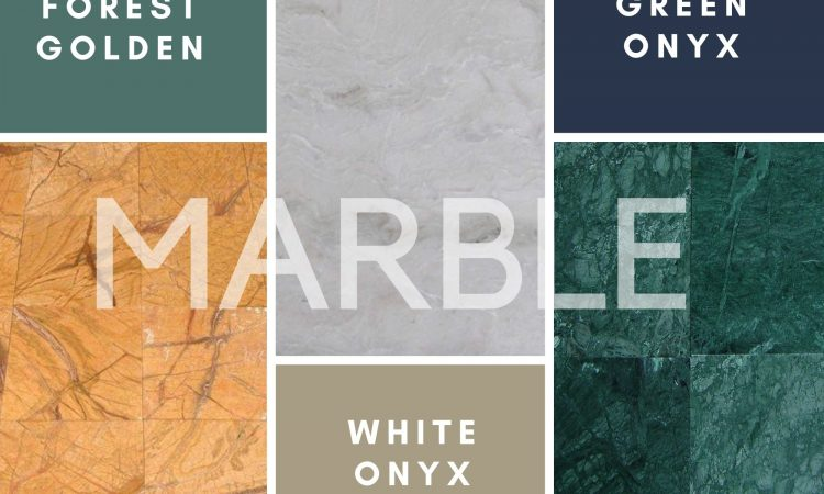 marble for commercial applications